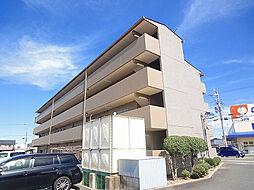 ビバリーマンション3[2階]の外観