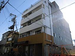 大阪府大阪市東住吉区今川6丁目の賃貸マンションの外観