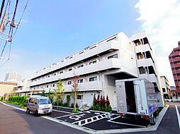 東京都練馬区向山2丁目の賃貸マンションの外観