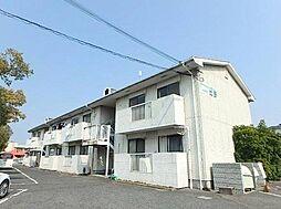 大阪府高石市東羽衣7丁目の賃貸マンションの外観