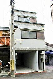 [一戸建] 大阪府大阪市旭区高殿6丁目 の賃貸【/】の外観