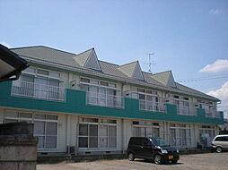 福島県伊達市保原町字実町の賃貸アパートの外観