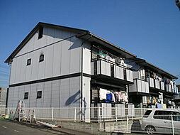 埼玉県さいたま市中央区八王子5丁目の賃貸アパートの外観
