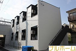 Osaka Metro谷町線 長原駅 徒歩10分の賃貸アパート