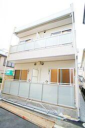 神奈川県鎌倉市小袋谷2丁目の賃貸アパートの外観
