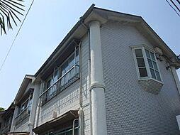 東京都練馬区豊玉北の賃貸アパートの外観