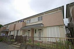 [テラスハウス] 神奈川県茅ヶ崎市松林3丁目 の賃貸【/】の外観