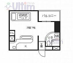 七条駅 3.9万円