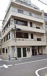 東京都台東区竜泉3丁目の賃貸マンションの外観