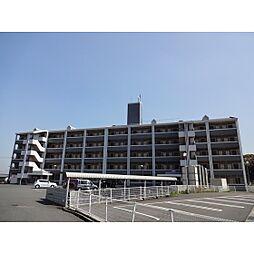 ロイヤルハイツ折尾2号館[2階]の外観