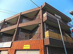 西青木コーポ[3階]の外観
