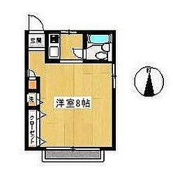 DSハウス[1階]の間取り