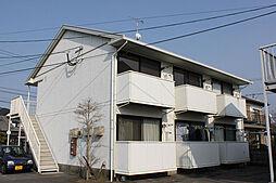 中ノ島ハイツB[202号室]の外観