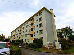 公団狭山住宅7号棟[2階]の外観