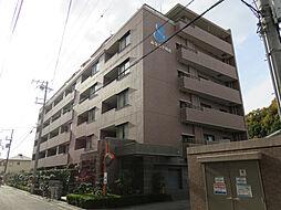 兵庫県姫路市材木町の賃貸マンションの外観