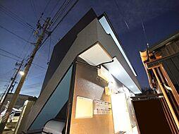 愛知県名古屋市北区水切町7丁目の賃貸アパートの外観
