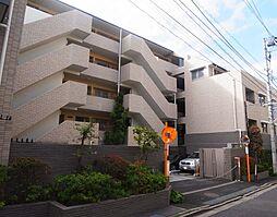 東京都新宿区榎町の賃貸アパートの外観