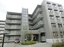 長野県松本市城西1丁目の賃貸マンションの外観