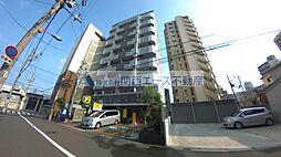 烏ヶ辻コート[7階]の外観