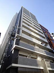 クリスタルグランツ難波II[10階]の外観