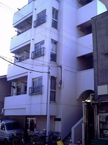 東京都新宿区上落合1丁目の賃貸マンション
