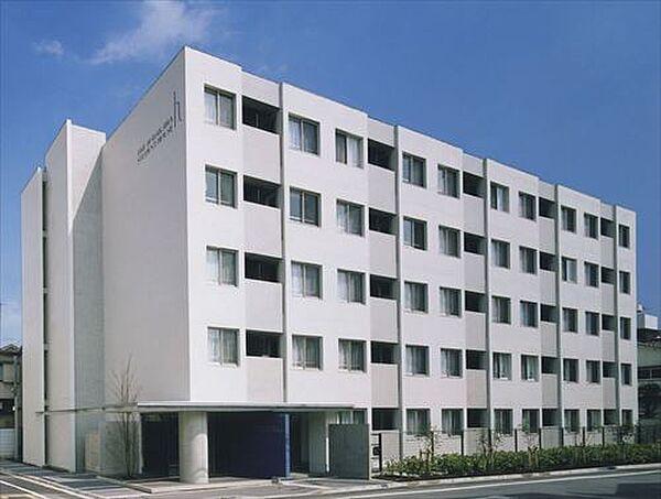 THE HAYAKAWA STUDENT HOUSE[506号室号室]の外観