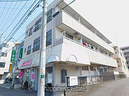 神奈川県相模原市南区相南1の賃貸マンションの外観