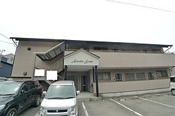 兵庫県高砂市阿弥陀1丁目の賃貸アパートの外観