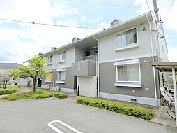 長野県長野市大字高田の賃貸アパートの外観