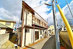 松浪アパート[1階]の外観