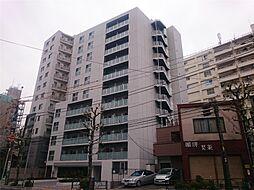 東京都北区西ケ原1丁目の賃貸マンションの外観