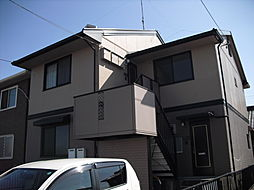 愛知県名古屋市中村区東宿町1丁目の賃貸アパートの外観