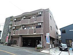 福岡県北九州市八幡西区東鳴水2丁目の賃貸マンションの外観