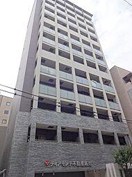 レジュールアッシュ梅田LUXE[12階]の外観