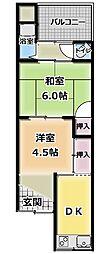 [タウンハウス] 大阪府守口市大日町4丁目 の賃貸【/】の間取り