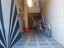 シングルハイツ新栄[5階]の外観
