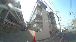 石切パークサイドマンション[1階]の外観