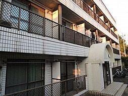 東京都八王子市片倉町の賃貸マンションの外観