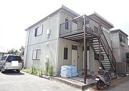 広島県東広島市高屋町中島の賃貸アパートの外観