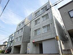 北海道札幌市北区麻生町3の賃貸マンションの外観