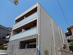 JR東海道・山陽本線 甲南山手駅 徒歩1分の賃貸アパート