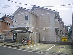 レジデンスK6[1階]の外観