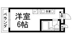 MLA香里園II[0301号室]の間取り