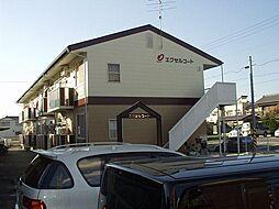 愛知県稲沢市稲沢町前田の賃貸アパートの外観