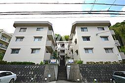 兵庫県神戸市須磨区白川台7丁目の賃貸マンションの外観