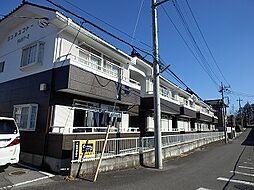 平出町 2DK アパート[1階]の外観