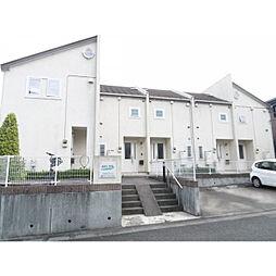 [テラスハウス] 東京都八王子市西片倉 の賃貸【/】の外観