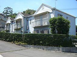 東京都町田市南成瀬8丁目の賃貸アパートの外観