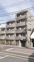 ビュートピネ早稲田[2階]の外観