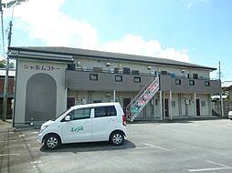 三重県松阪市外五曲町の賃貸アパートの外観